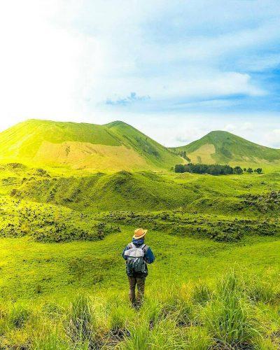 Bukit Kawah Wurung - Bondowoso