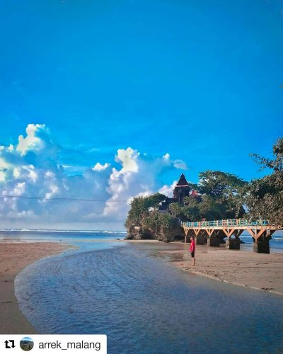 Pantai Balekambang - Malang