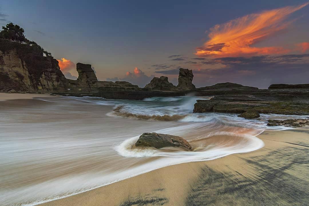 Pantai Klayar - Pacitan