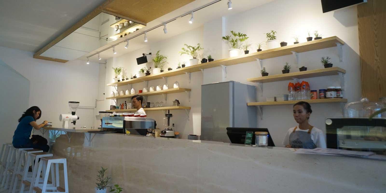 Cailano Specialty Coffee & ShaoKao