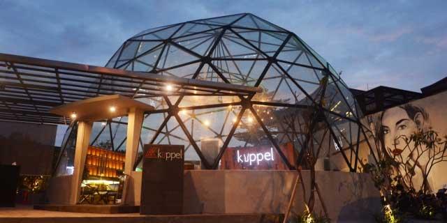 Kuppel Biergarten & Bar