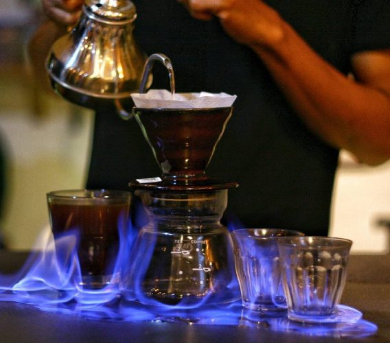 The Cup Coffee