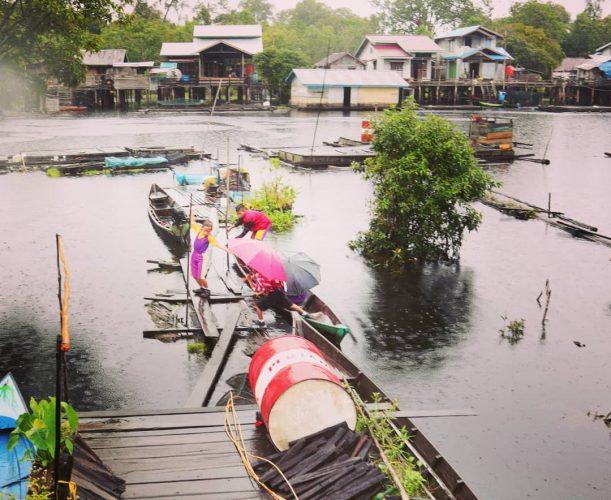 Taman Nasional Danau Sentarum