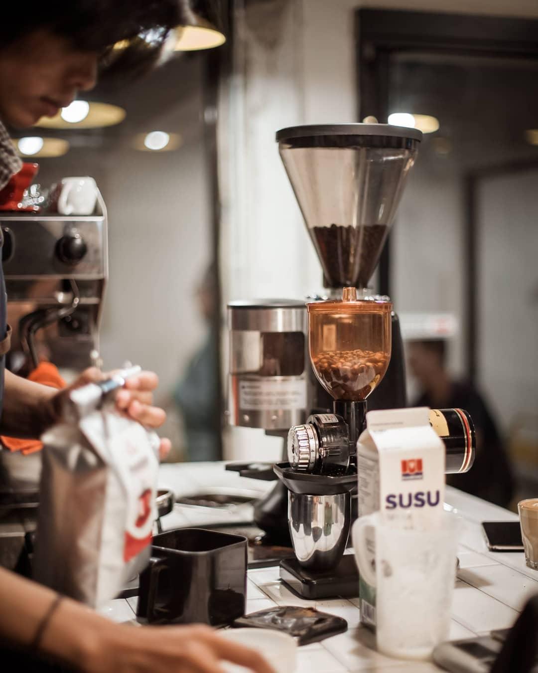 Singgah Coffee & Book