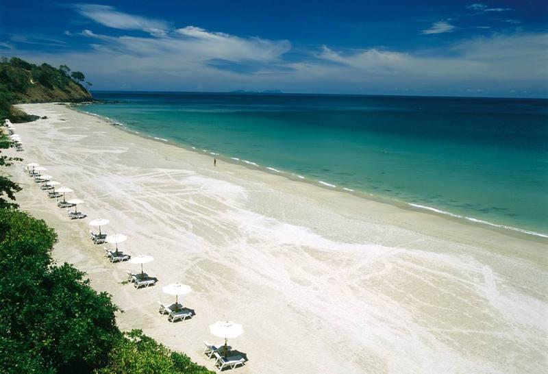 Pantai Pasir Putih Bengkulu