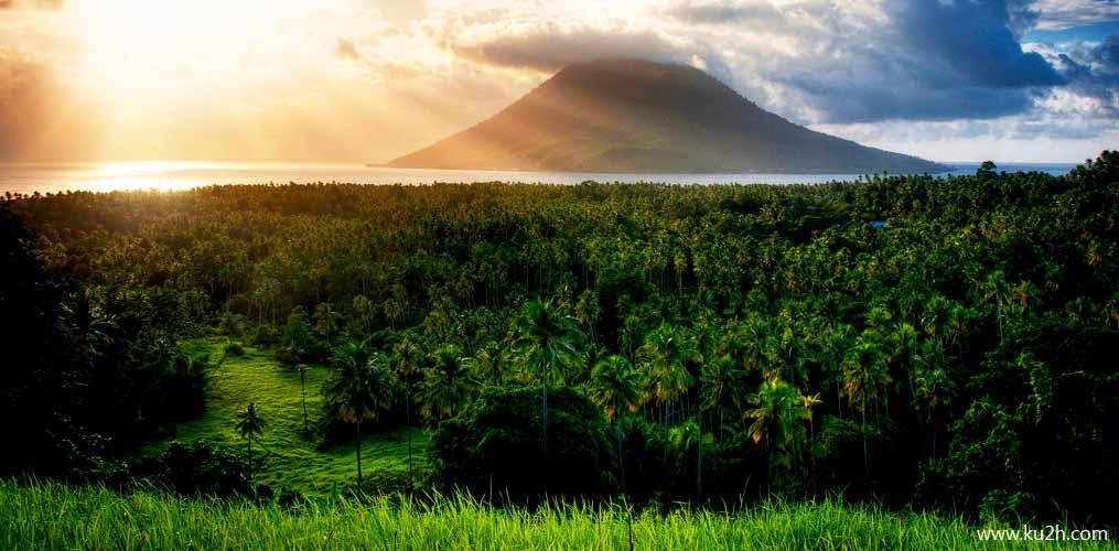 Taman Nasional Bogani Gorontalo
