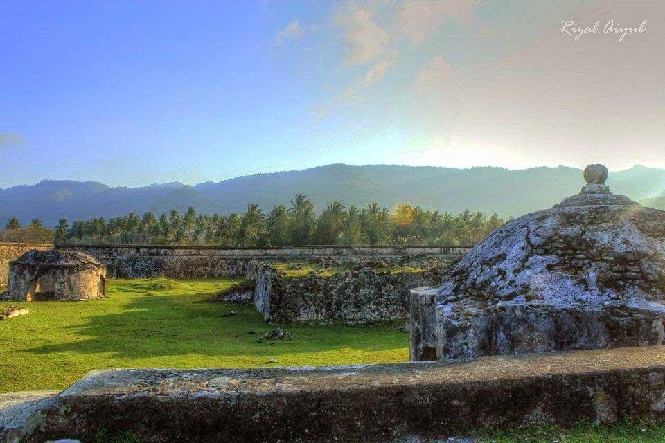 Benteng Iskandar Muda & Benteng Indrapatra