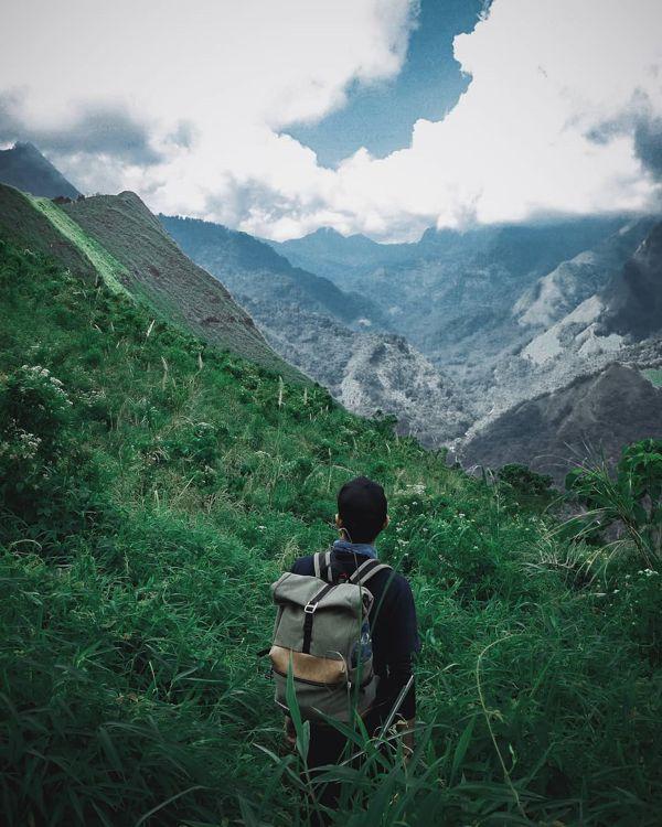 Bukit Jengger Mojokerto