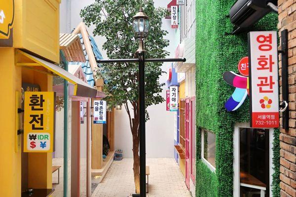 Chingu Cafe Little Seoul
