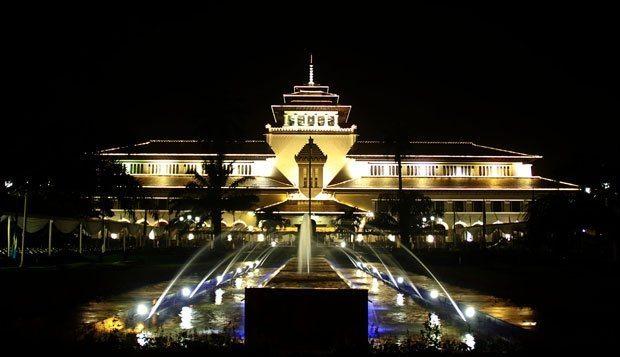 Gambar Gedung Sate Bandung