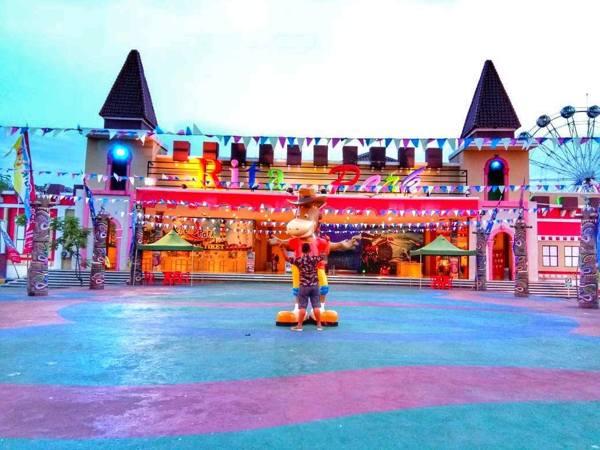 Rita Park & Rita Mall Tegal