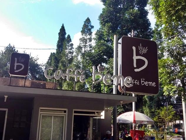 Caffe Bene Bandung