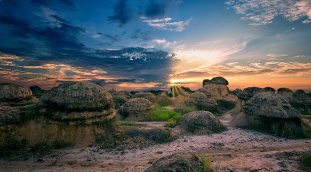 Explore Jawa Tengah