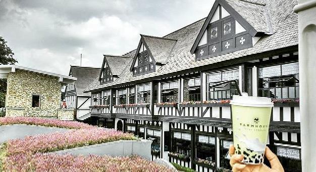 Gambar Farmhouse Lembang