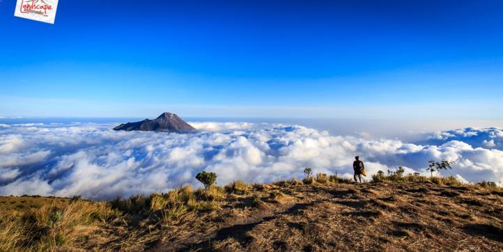 Foto Gunung Merbabu