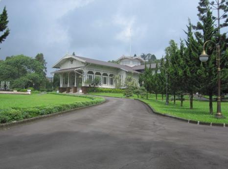 Foto Istana Presiden Cipanas