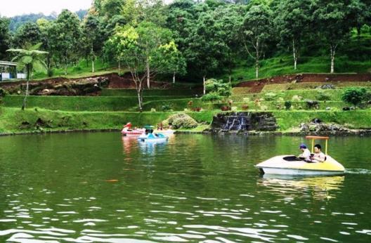 Foto Objek Wisata Baturaden
