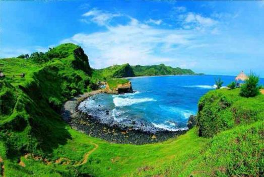 Foto Pantai Menganti Kebumen