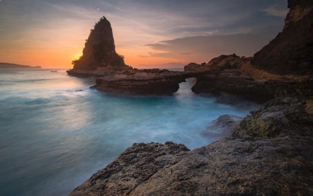 Foto Pantai Tanjung Bloam