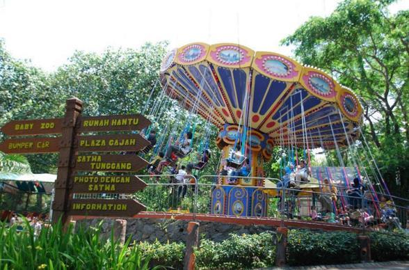 Foto Taman Safari Indonesia