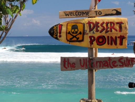 Foto di Desert Point (Bangko - Bangko) Lombok