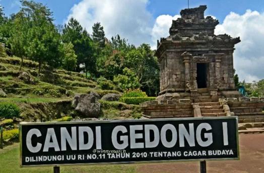 Gambar Candi Godong Songo