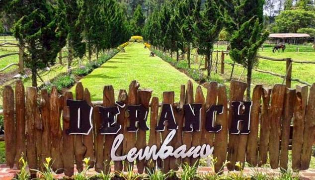 De' Ranch Lembang Bandung