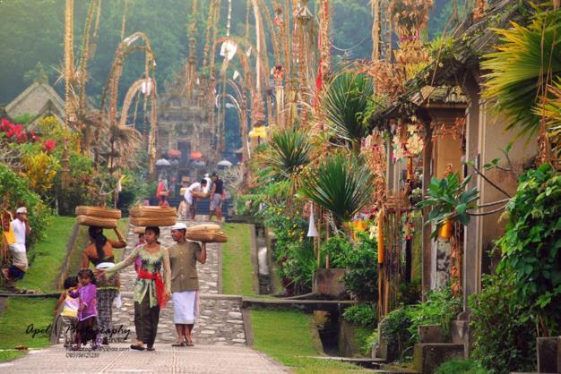 Gambar Desa Penglipuran, Bali