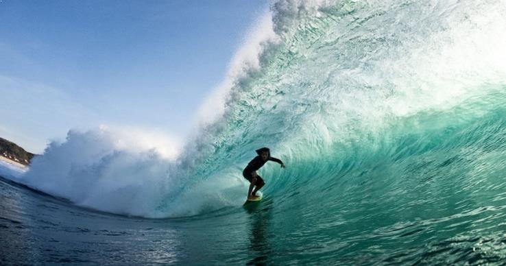 Gambar Desert Point (Bangko - Bangko) Lombok