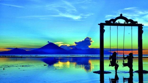 Gambar Gili Trawangan Lombok