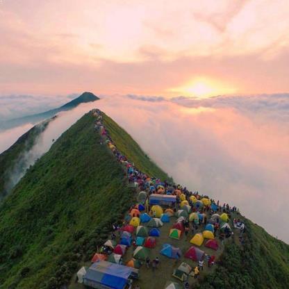 Gambar Gunung Andong