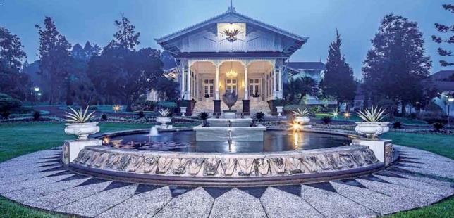 Gambar Istana Presiden Cipanas