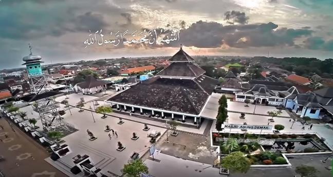 Gambar Masjid Agung Demak Jawa Tengah