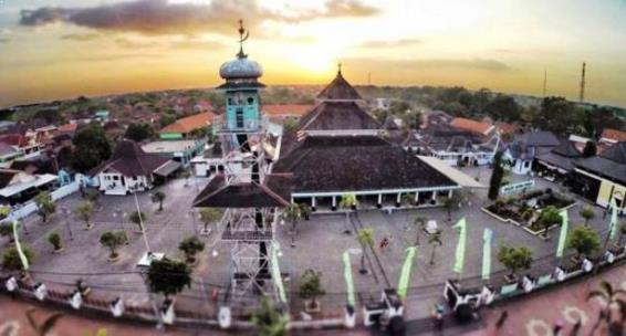 Gambar Masjid Agung Demak