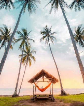 Gambar Pantai Anyer Banten
