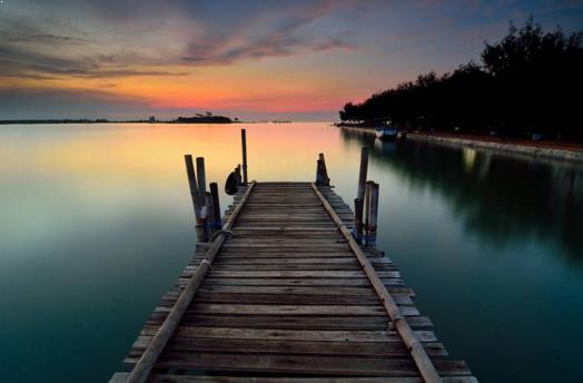 Gambar Pantai Marina Semarang
