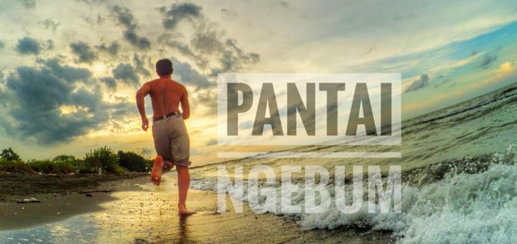 Gambar Pantai Ngebum