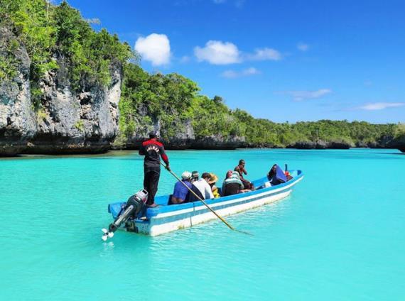 Gambar Pulau Bair