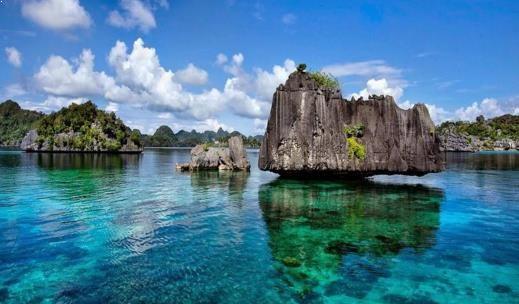 Gambar Pulau Misool Raja Ampat