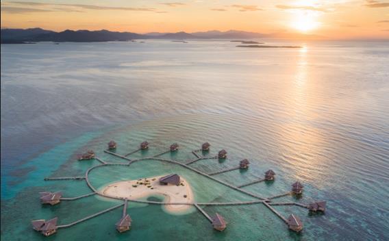 Gambar Pulo Cinta Eco Resort