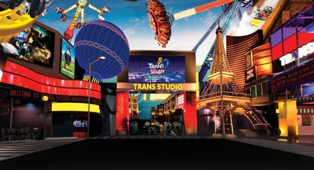 Gambar Trans Studio Bandung
