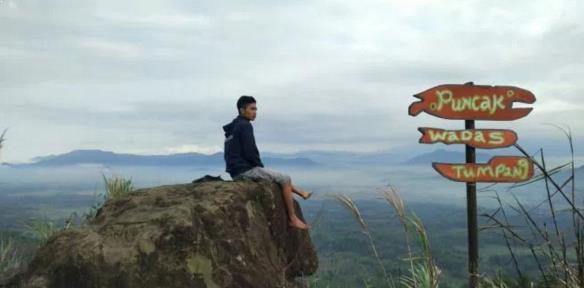 Gambar Wadas Tumpang Banjarnegara