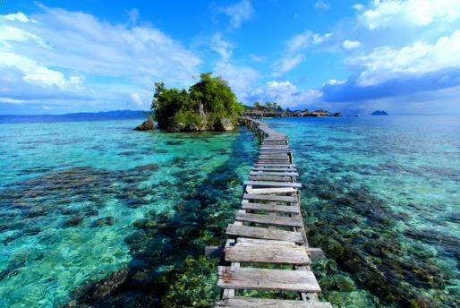 Gili Meno Island