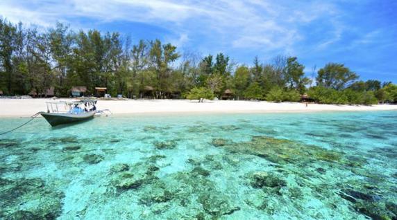 Gili Trawangan Snorkeling
