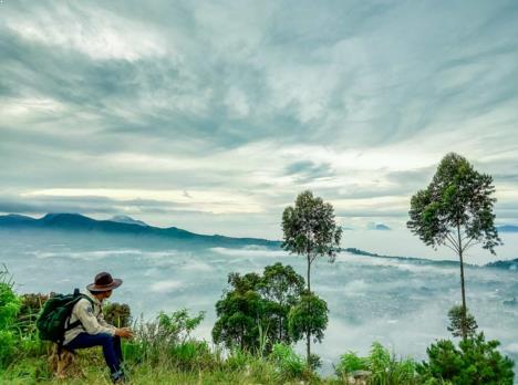 Gunung Putri Lembang Bandung