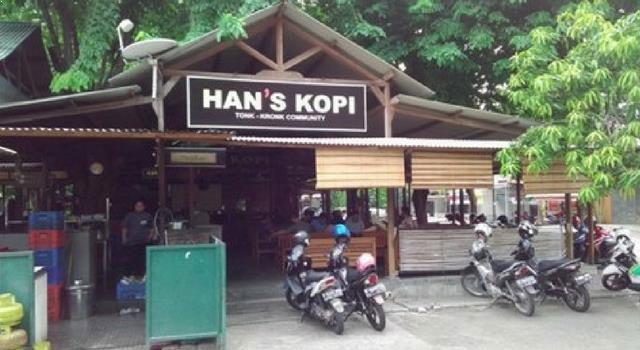 Hans Kopi Semarang