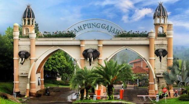 Harga Tiket Masuk Kampung Gajah Wonderline