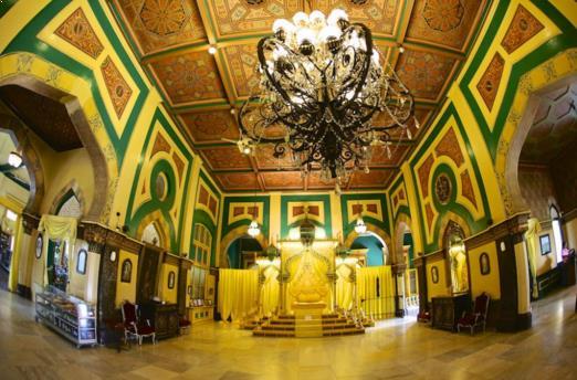 Istana Maimun Sumatera Barat