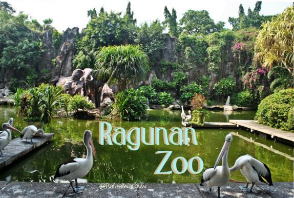 Kebun Binatang Ragunan Indonesia