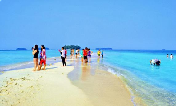 Lokasi Pantai Marina Semarang